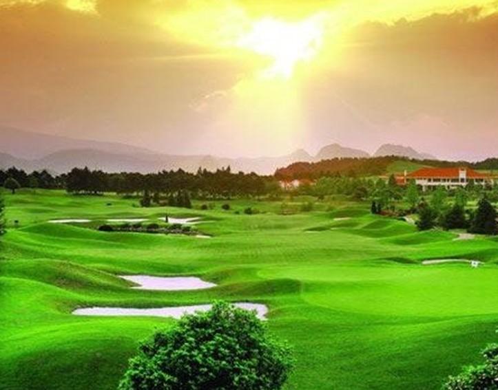 北海高尔夫球场; 即墨天泰温泉高尔夫球场; 青岛天泰温泉高尔夫度假区