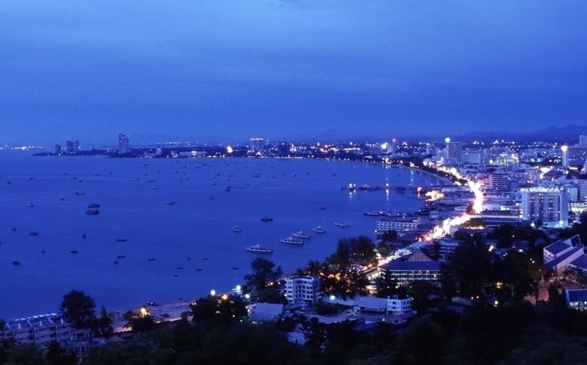 泰国大pp岛海啸