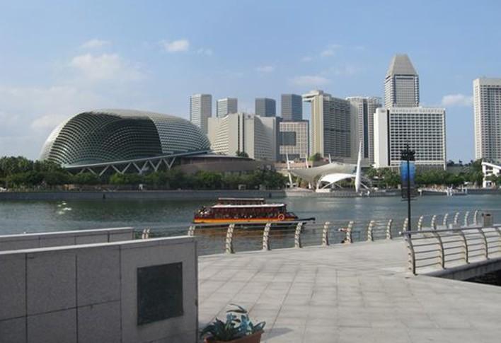 新加坡旧国会大厦图片