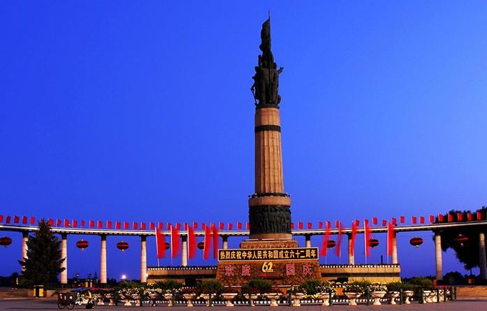 哈尔滨防洪纪念塔