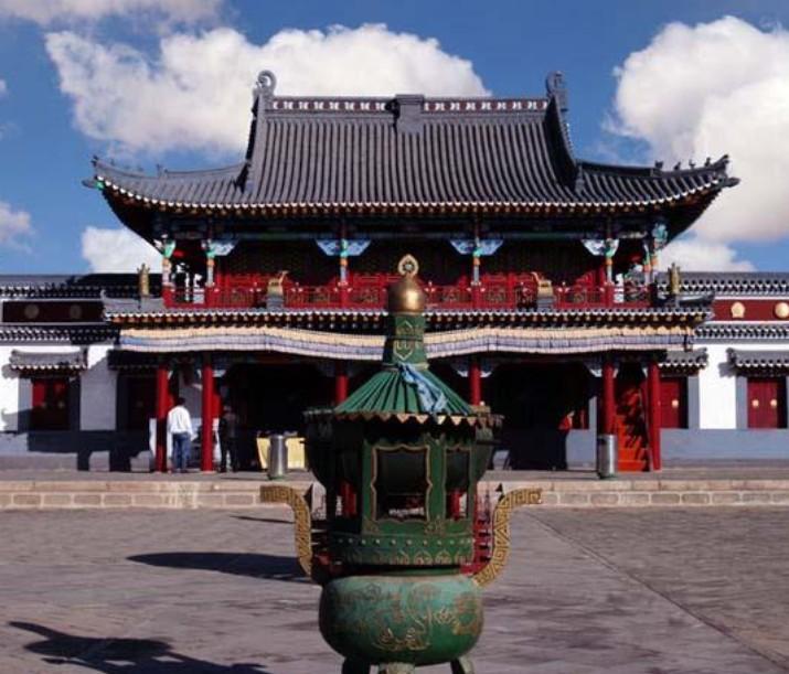 蒙古庙; 沙湾温泉旅游区图片; 内蒙古旅游景点列表;