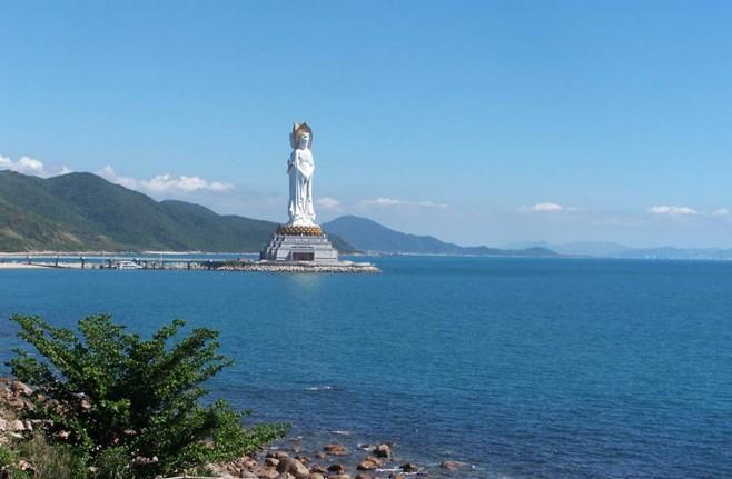 三亚南山海上观音 - 山东聊城聊之旅国际旅行社有限