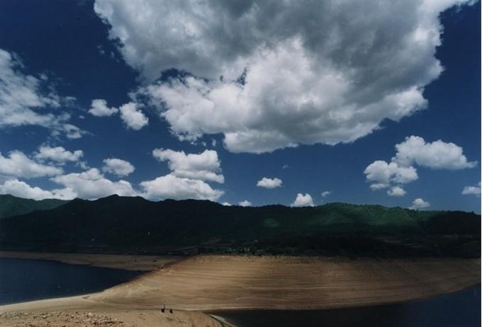 龙山湖风景区