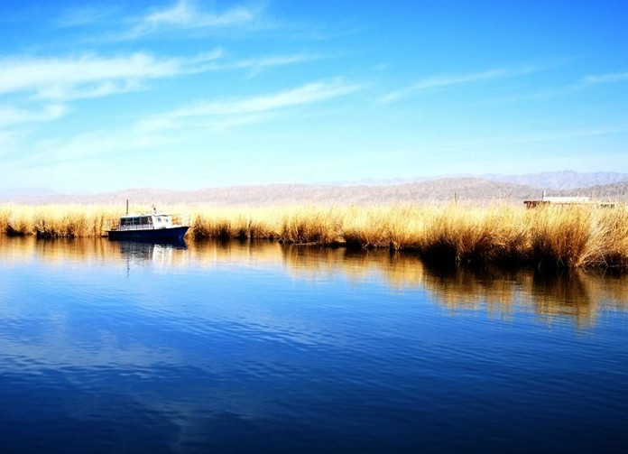 塔琏湖_海西蒙古族藏族自治州_百度地图