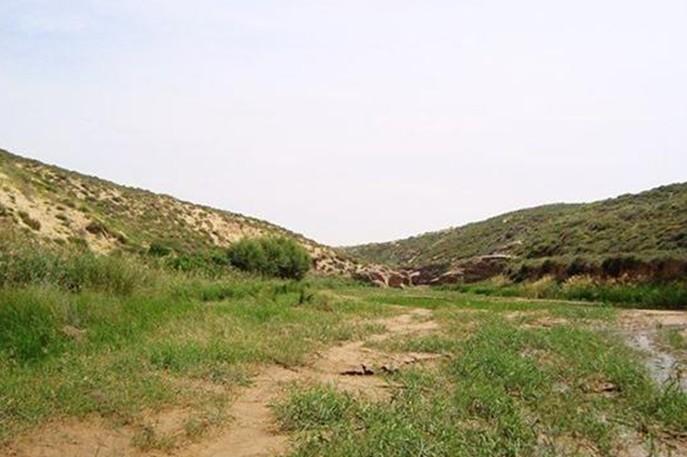 湿地湖河        长流水生态旅游区,地处毛乌素沙漠边缘,位于宁夏灵武