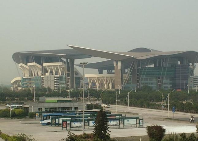 广东奥林匹克体育中心体育场