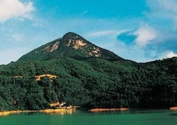 中国北峰山国家森林公园