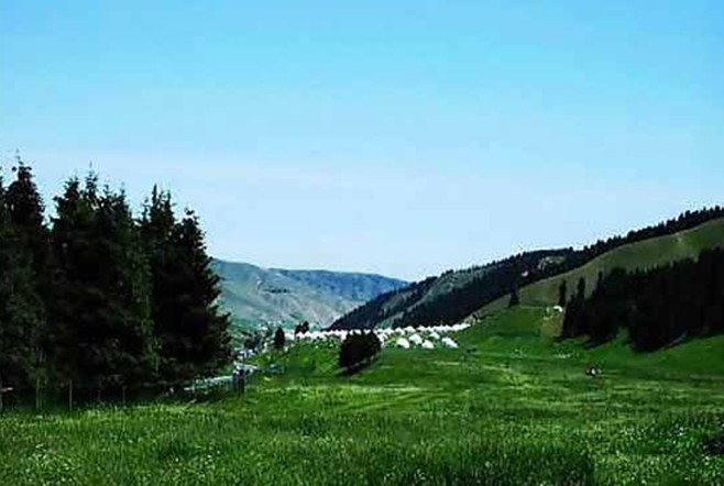乌鲁木齐南山风景区