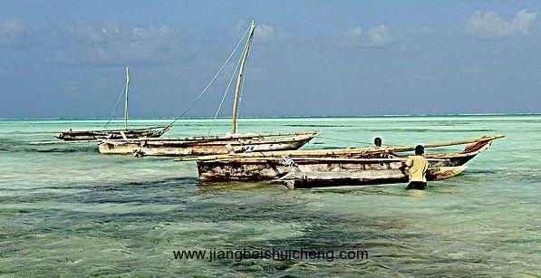 桑吉巴岛面积1,651平方公里(637平方哩).