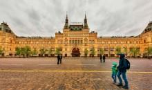 俄罗斯双首都+金环小镇+皇家庄园三飞八日游