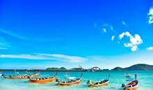 泰国曼谷芭提雅沙美岛纯玩七日游