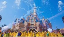 迪士尼主题乐园+六大主题体验区+上海自由行双高四日游
