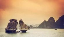 越南双飞六日游