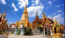 泰国曼谷芭提雅六日游