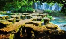 贵州原始森林+洞穴大厅+大小七孔+芭莎苗寨+肇兴侗寨+梵净山户外七日游