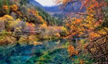 九寨沟彩林+黄龙仙境+毕棚沟秋色+米亚罗红叶+走进藏家藏文化深度体验五日游