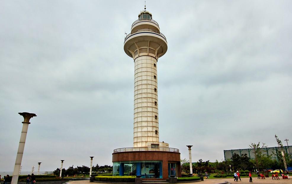 灯塔旅游风景区位于风景秀丽的