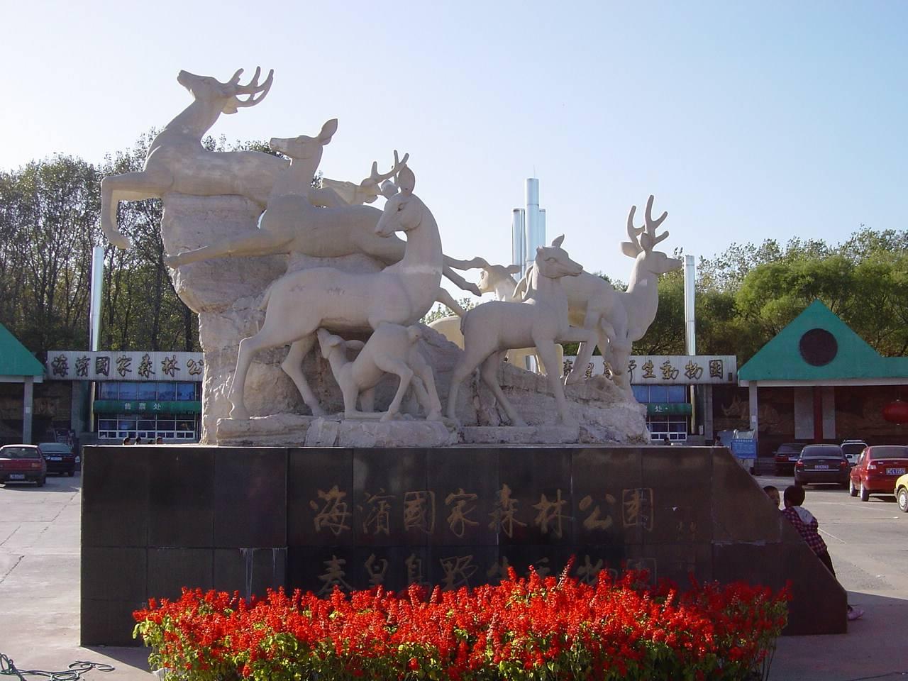 秦皇岛野生动物园 - 山东聊城聊之旅国际旅行社有限
