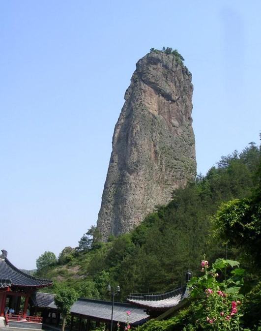 青岛鹤山风景区