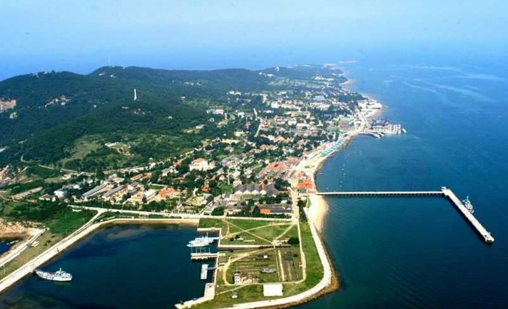胶东半岛海滨
