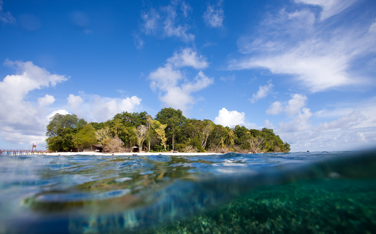 景点大全 海岛海岸  诗巴丹(sipadan)坐落于东马来西亚西南,距离