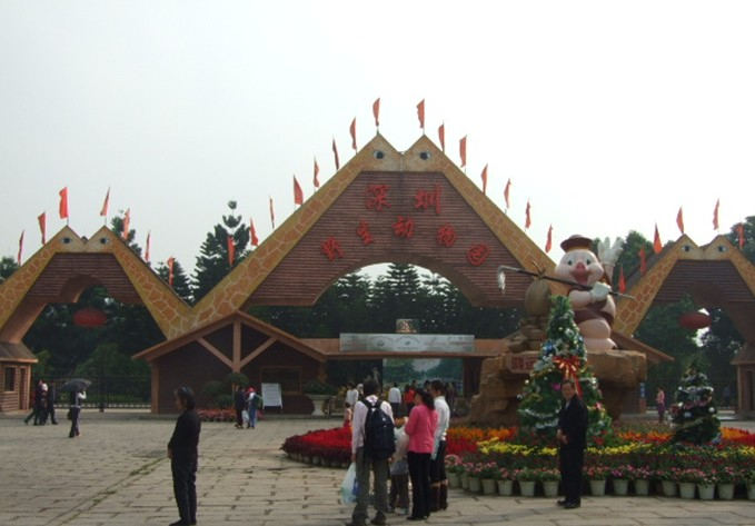 深圳野生动物园 - 山东聊城聊之旅国际旅行社有限