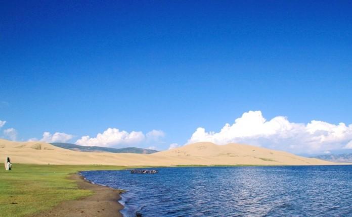 青海湖沙岛 - 山东聊城聊之旅国际旅行社有限公司