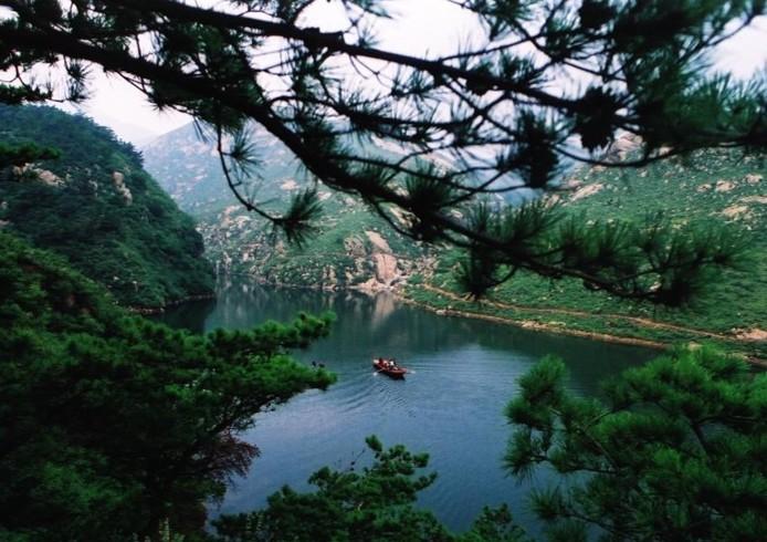 莱芜岛风景区位于广东省汕头市澄海区南