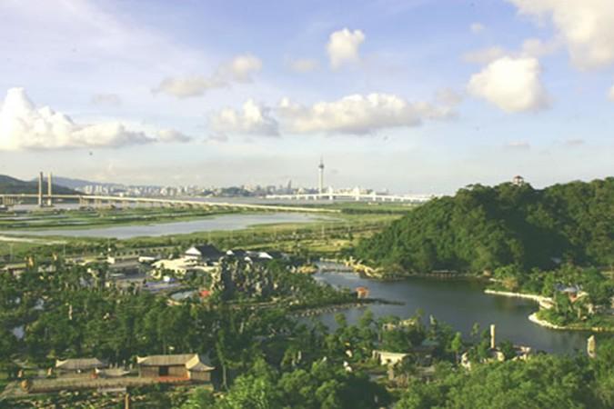 珠海横琴岛石博园