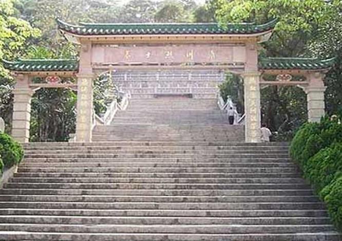 景点大全 陵园古墓  珠海烈士陵园位于香洲区,正门在珠海市凤凰路,为