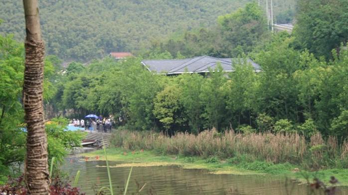 景点大全 湿地湖河  重庆市统景风景区位于重庆市渝北区东部御临河畔